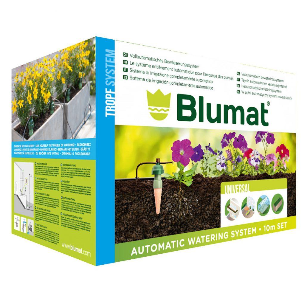 Endstück Bewässerungssystem Blumat für Tropfsystem 8//3mm 3512